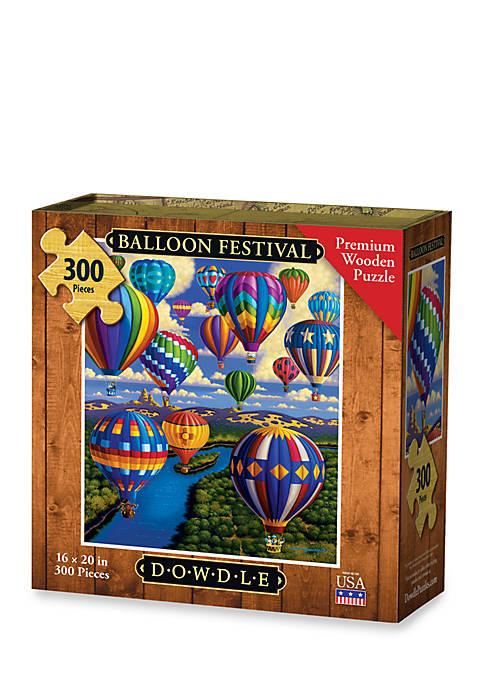 Balloon Festival Puzzle