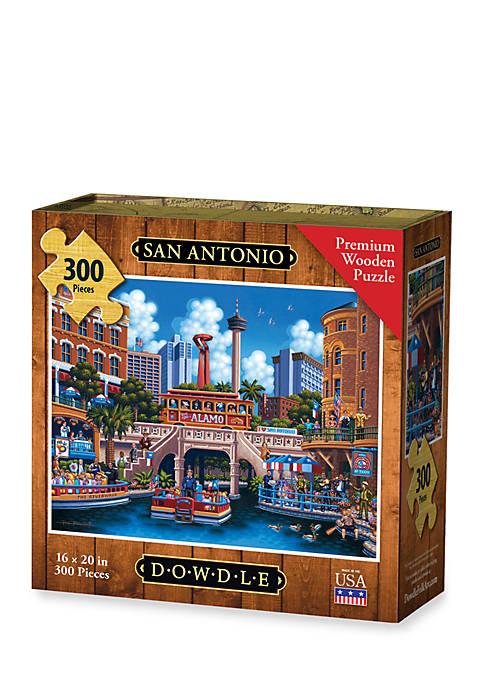 DOWDLE PUZZLES San Antonio Puzzle