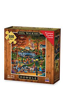 DOWDLE PUZZLES Dog Walkers Puzzle