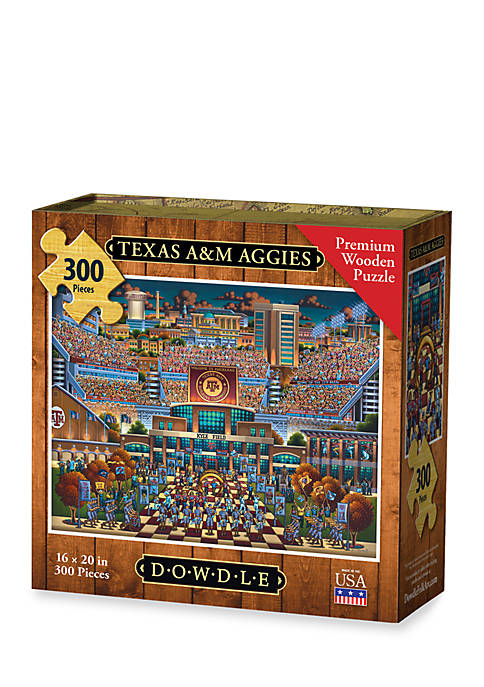 Texas A&M Puzzle