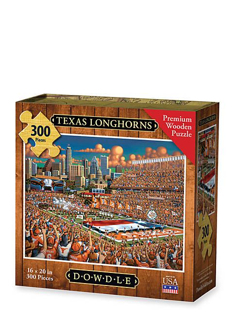 DOWDLE PUZZLES Texas Longhorns Puzzle
