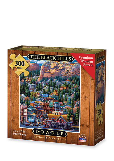 DOWDLE PUZZLES The Black Hills Puzzle
