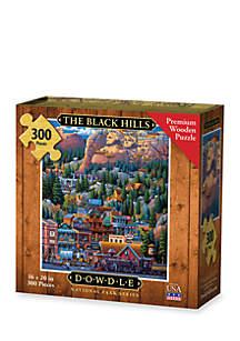 DOWDLE PUZZLES The Black Hills Puzzle