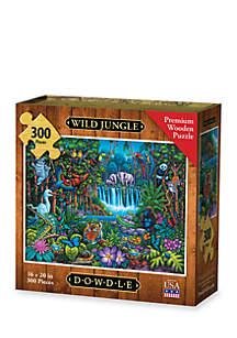 DOWDLE PUZZLES Wild Jungle Puzzle