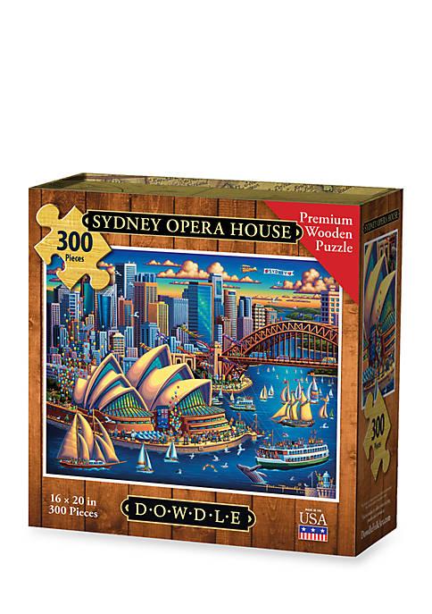 DOWDLE PUZZLES Sydney Opera House Puzzle