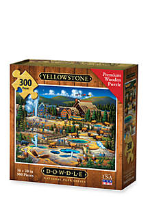 DOWDLE PUZZLES Yellowstone Puzzle