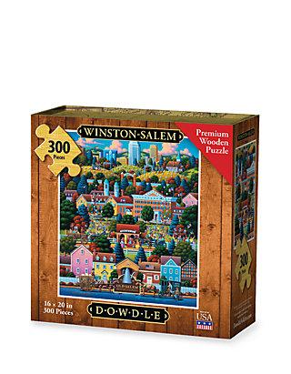 Winston Salem Puzzle