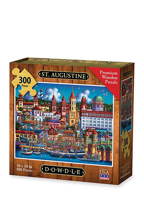 DOWDLE PUZZLES St Augustine Puzzle