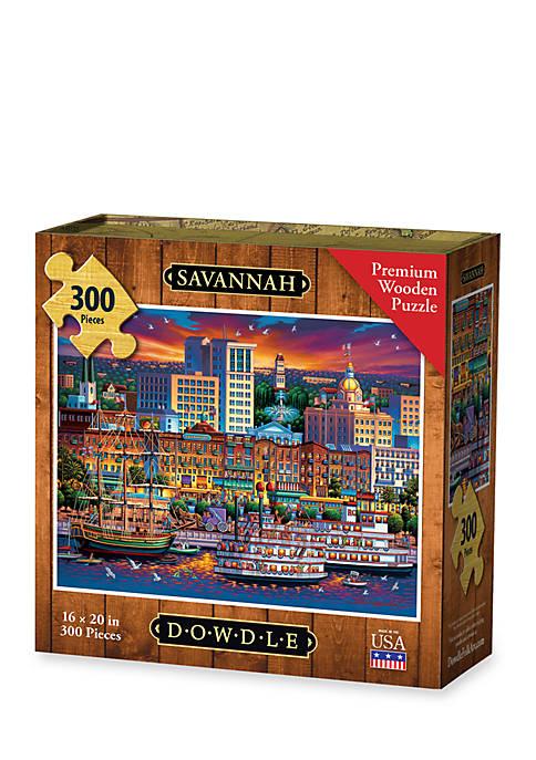DOWDLE PUZZLES Savannah Puzzle