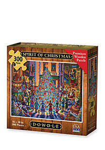 DOWDLE PUZZLES Spirit of Christmas Puzzle