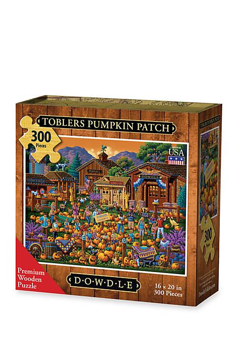 Toblers Pumpkin Patch Puzzle