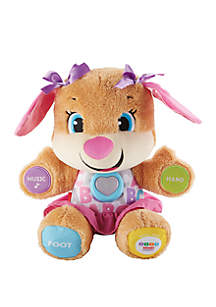 Fisher-Price Laugh & Learn® Smart Stages™ Sis Puppy