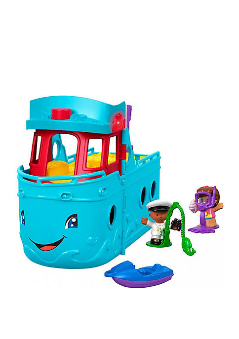 Fisher-Price Little People® Travel Together Friend Ship