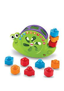 Rock 'n Sort Snail Pail