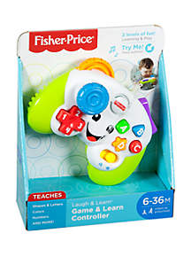 Fisher-Price Laugh & Learn® Game & Learn Controller