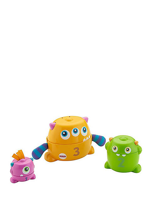 Fisher-Price Stack & Nest Monsters