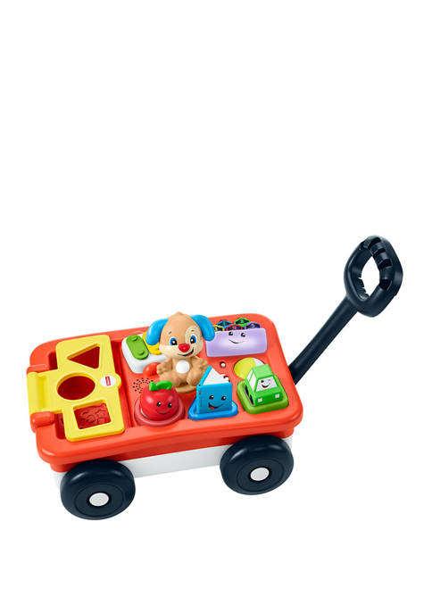 Fisher-Price Laugh & Learn™ Pull and Play Learning