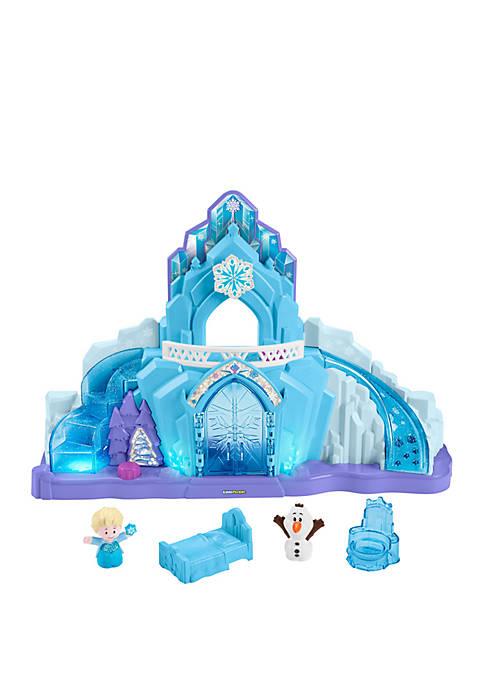 Fisher-Price Little People Disney Frozen Elsas Ice Palace