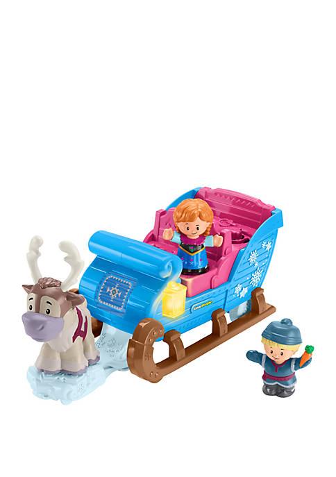 Fisher-Price Little People Disney Frozen Kristoffs Sleigh