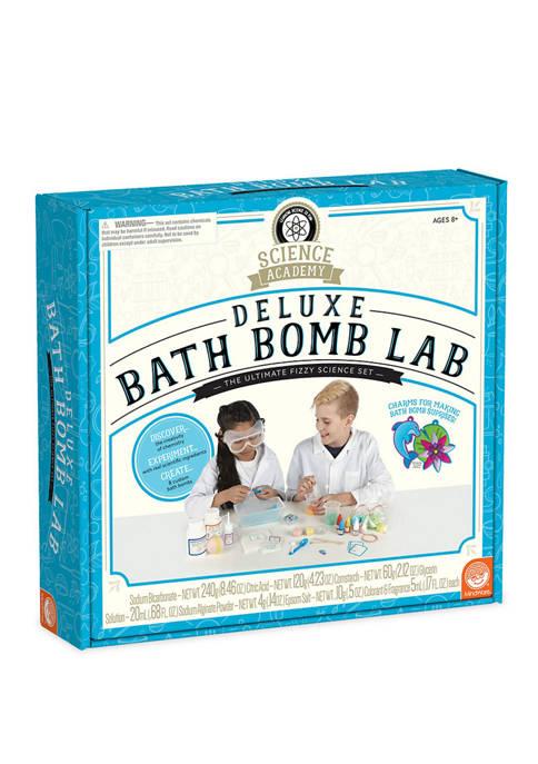 Mindware Science Academy Deluxe Bath Bomb Lab
