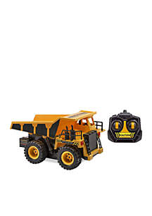 Kid Galaxy RC Large Dump Truck 27Mhz