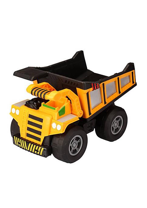 Kid Galaxy Free Wheeling Mega Dump Truck