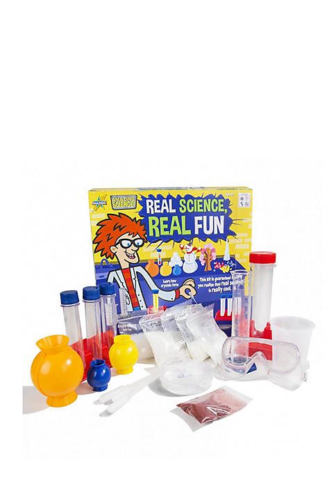 Be Amazing Real Science Real Fun Kit