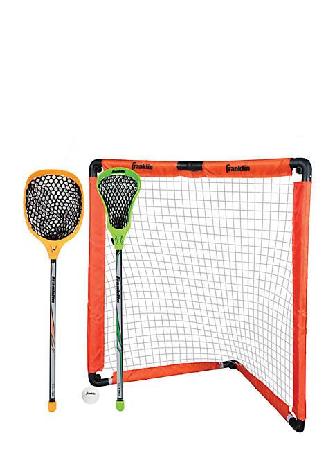 Franklin Sports Insta Lacrosse Set