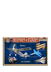 Be Amazing History of Flight