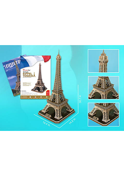 Daron Eiffel Tower Large 3D Puzzle