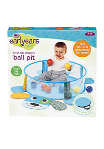 Pop Up Puppy Ball Pit