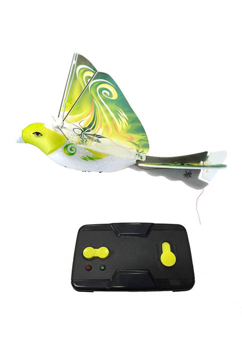 Mukikim eBird Green Two Channel RC Flying Bird