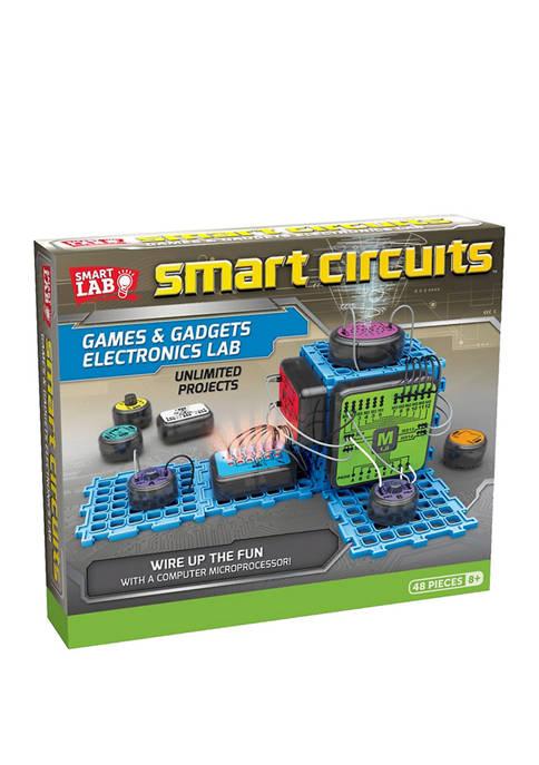 Smartlab Super Circuits: Games & Gadgets Electronic Lab