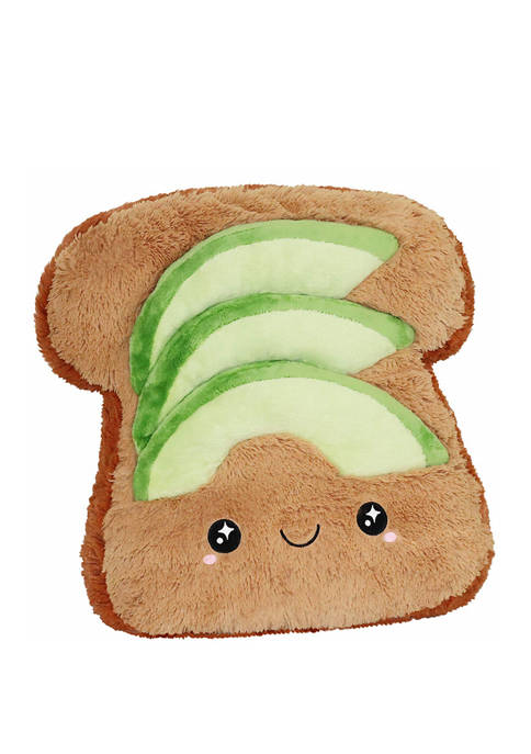 Squishables Comfort Food Avocado Toast
