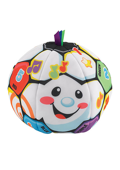 Fisher-Price Laugh N Learn Singing Soccer Ball