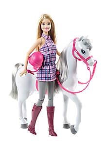 Barbie® Doll & Horse