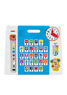 Laugh & Learn Puppy's A to Z Smart Pad