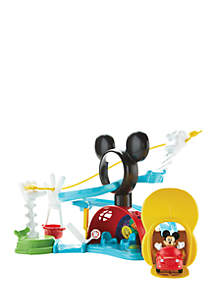 Mickey Mouse Clubhouse Zip, Slide, and Zoom Playset