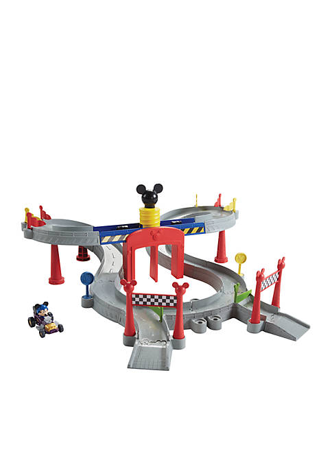 Fisher-Price Disney Mickey and the Roadster Racers Raceway