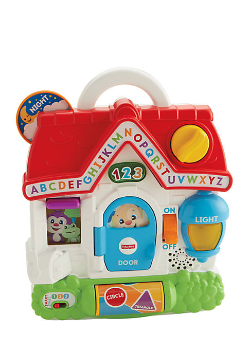 Fisher-Price Laugh and Learn Puppys Busy Activity Home