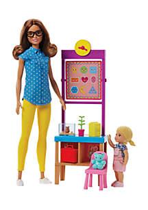 Mattel Barbie® Teacher Doll Brunette
