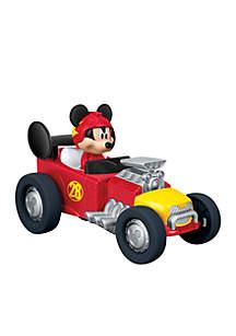 Disney Mickey And The Roadster Racers Jump N\u2019 Race Hot Rod