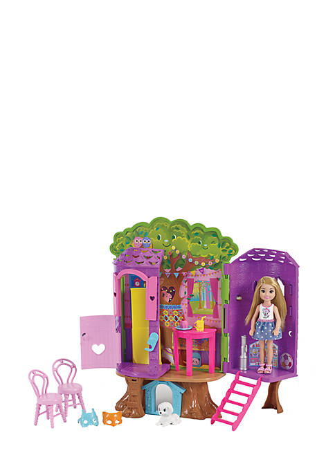 Mattel Barbie Club Chelsea Treehouse