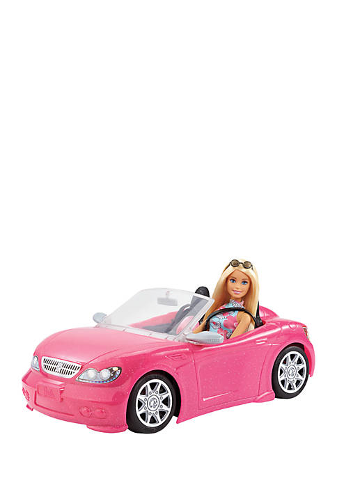 Mattel Barbie® Doll and Vehicle