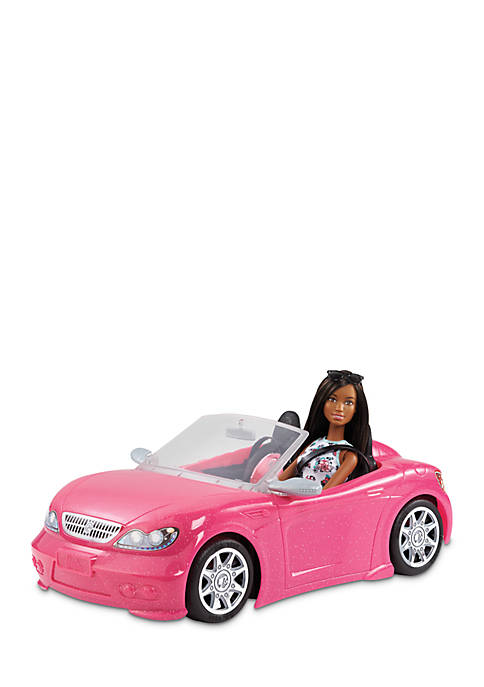 Barbie Doll & Vehicle