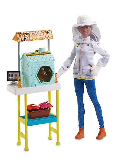 Barbie Beekeeper Doll & Playset