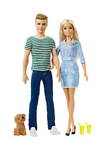 Barbie® and Ken™ 2-Pack Gift Set
