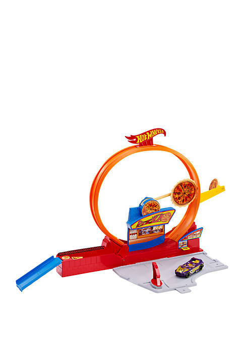 Hot Wheels Speedy Pizza Set