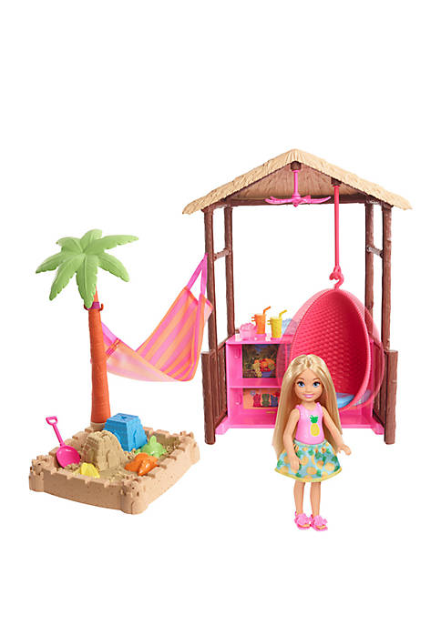 Barbie Chelsea™ Tiki Hut Playset