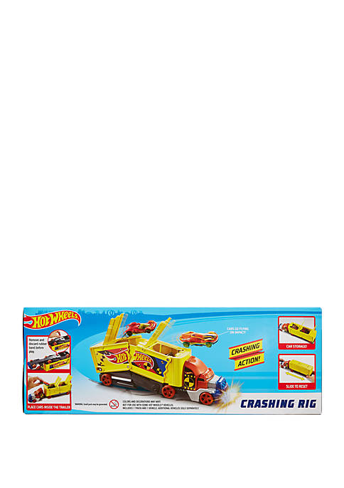 Hot Wheels® Crashing Rig